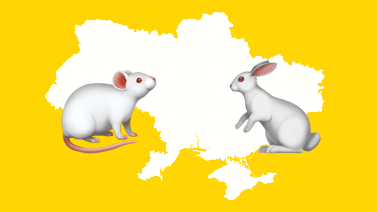 В Украине планируют запретить тестирование на животных