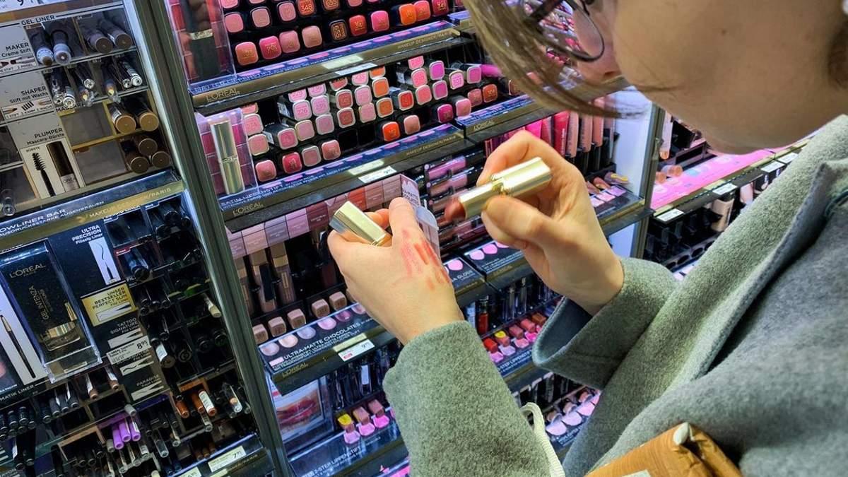 Грибок и стафилококк: 90% косметики содержит вредные бактерии – ученые