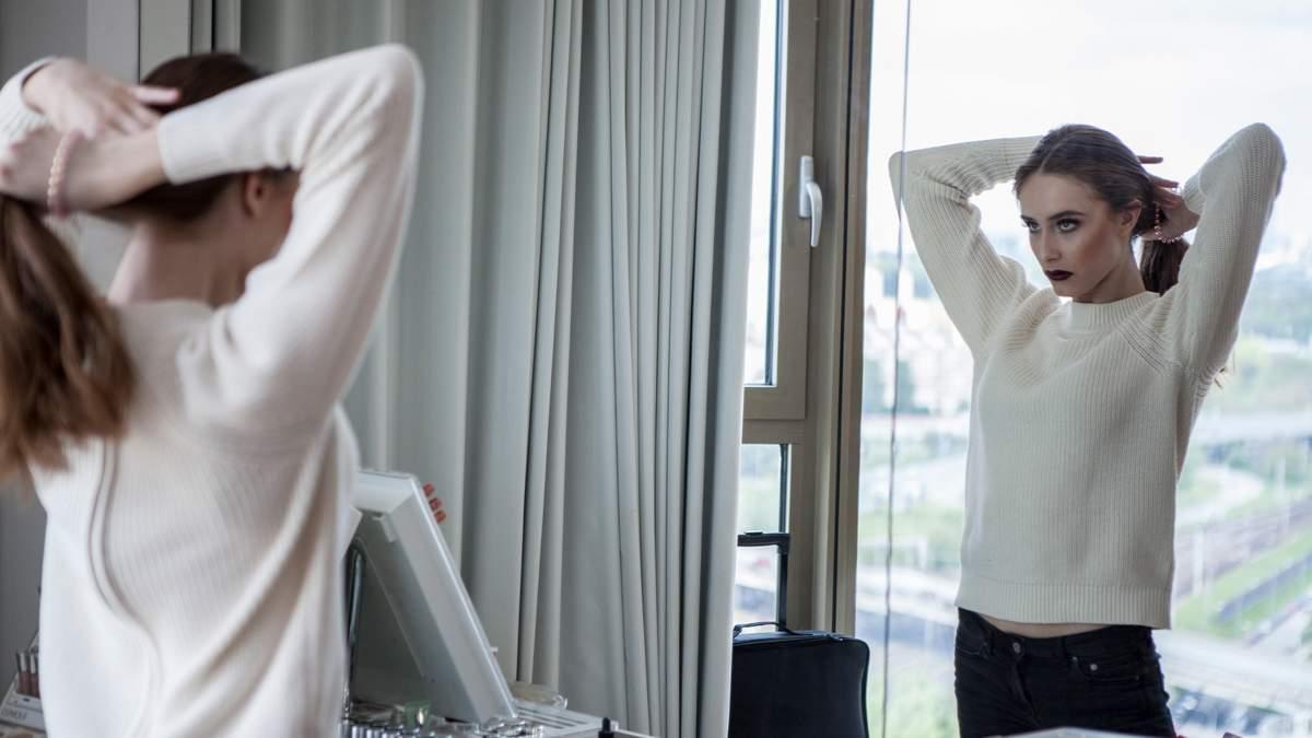 Почему надо полюбить свое отражение в зеркале?