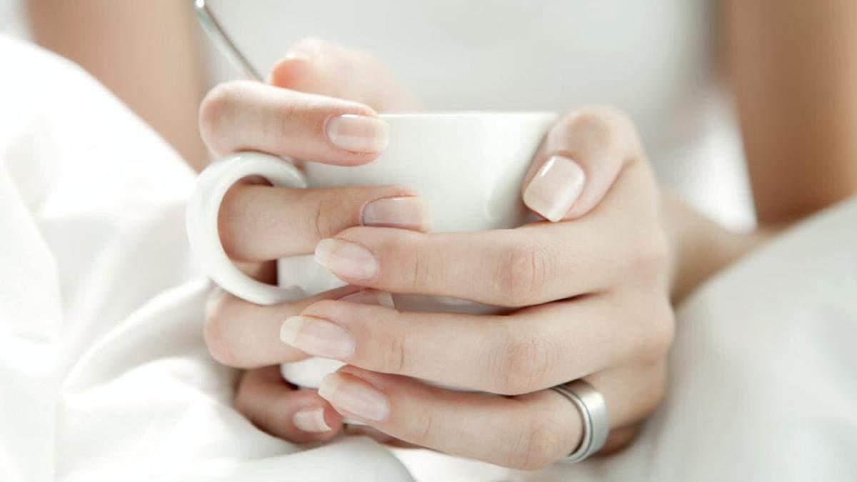 Здорові нігті вдома: що потрібно і заборонено робити дивіться на фото