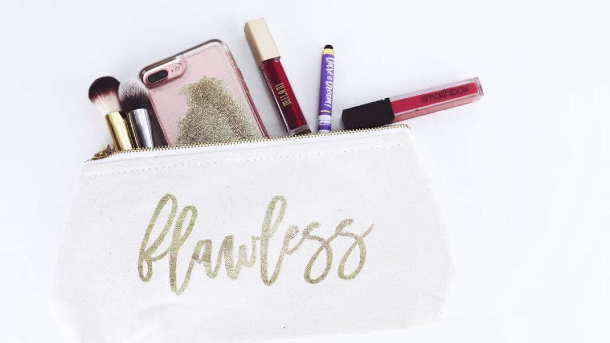 Як скласти базову косметичку: 10 необхідних продуктів