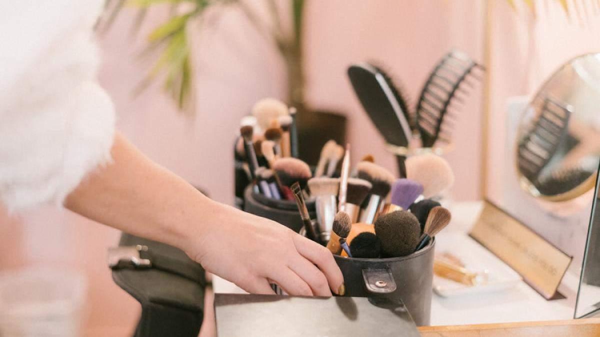 Різновиди щіточок для макіяжу: які є щіточки і для чого вони призначені
