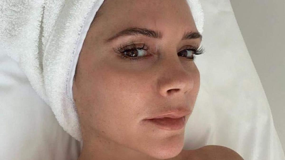 Секрет краси Вікторії Бекхем: як мати ідеальну шкіру – фото