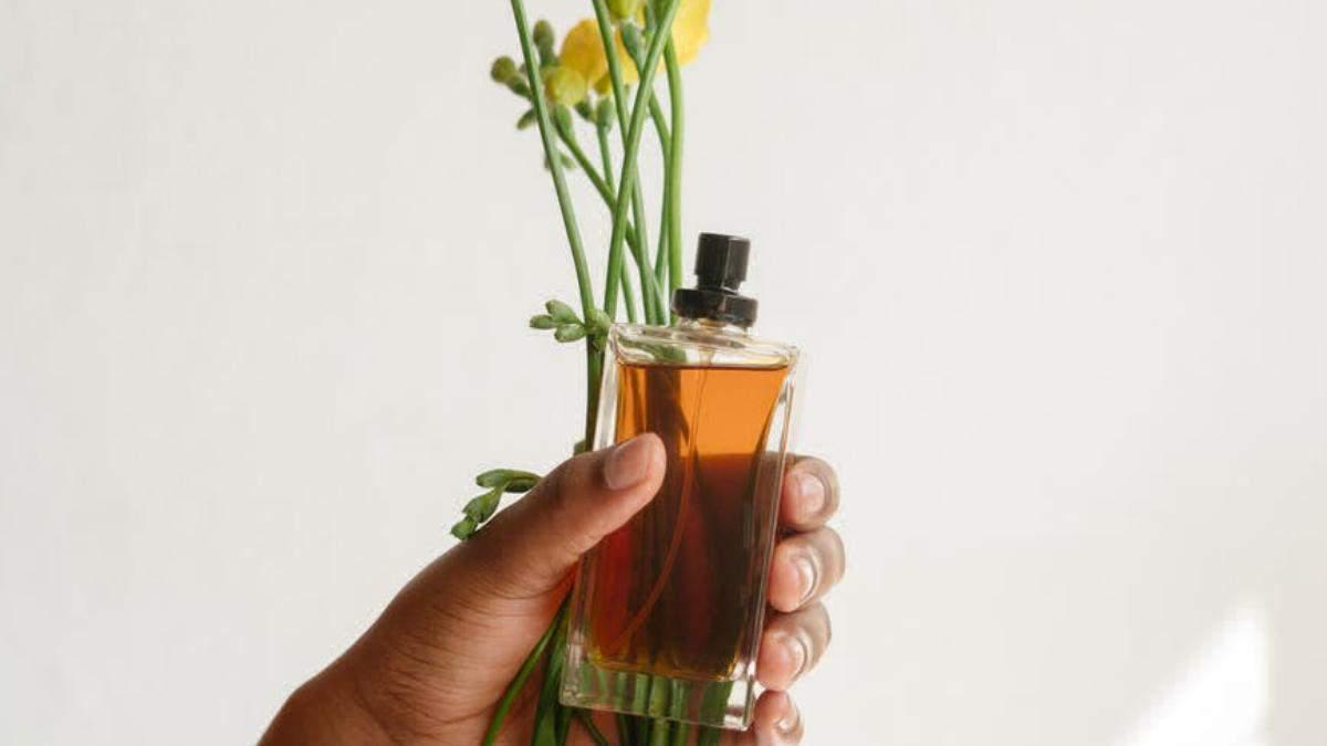 Як вибрати свій ідеальний аромат: фото