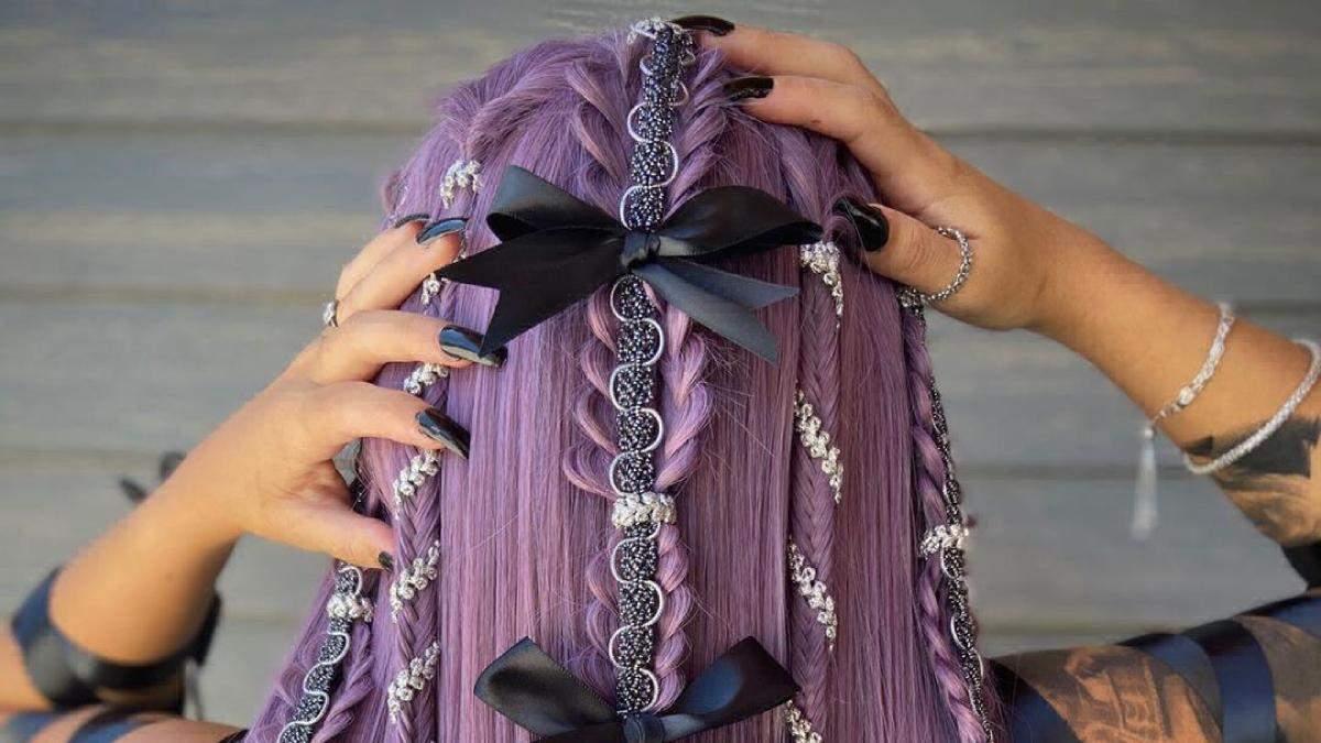 Как мериканский стилист создает невероятные прически: фото плетения