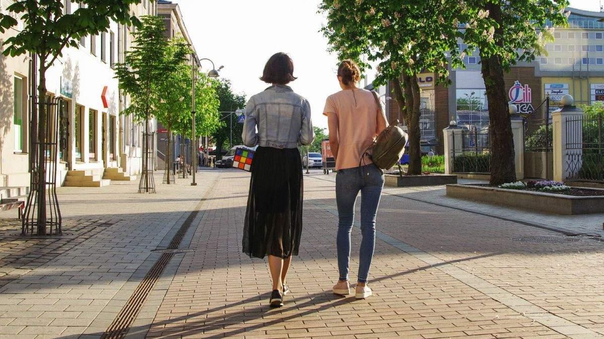 Как похудеть во время прогулки: советы и фото на Красота 24