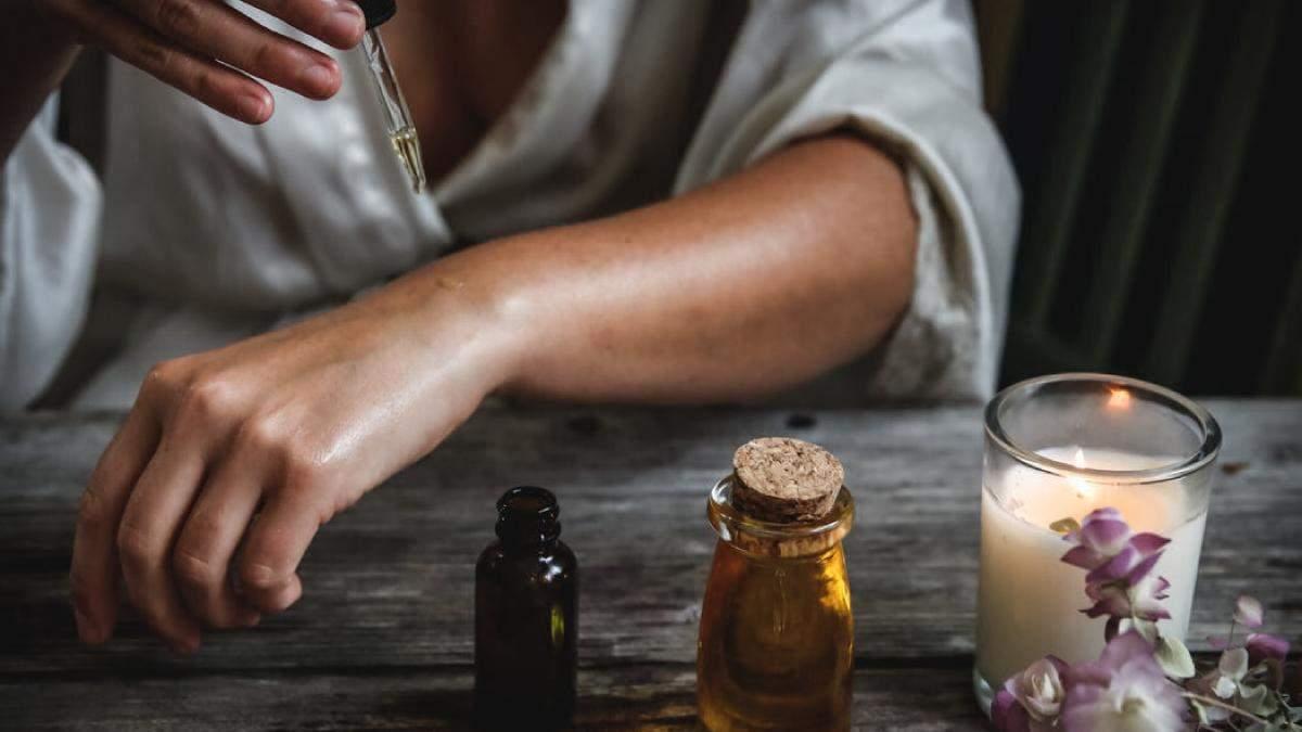 Як зробити шкіру сяючою: властивості мигдальної олії