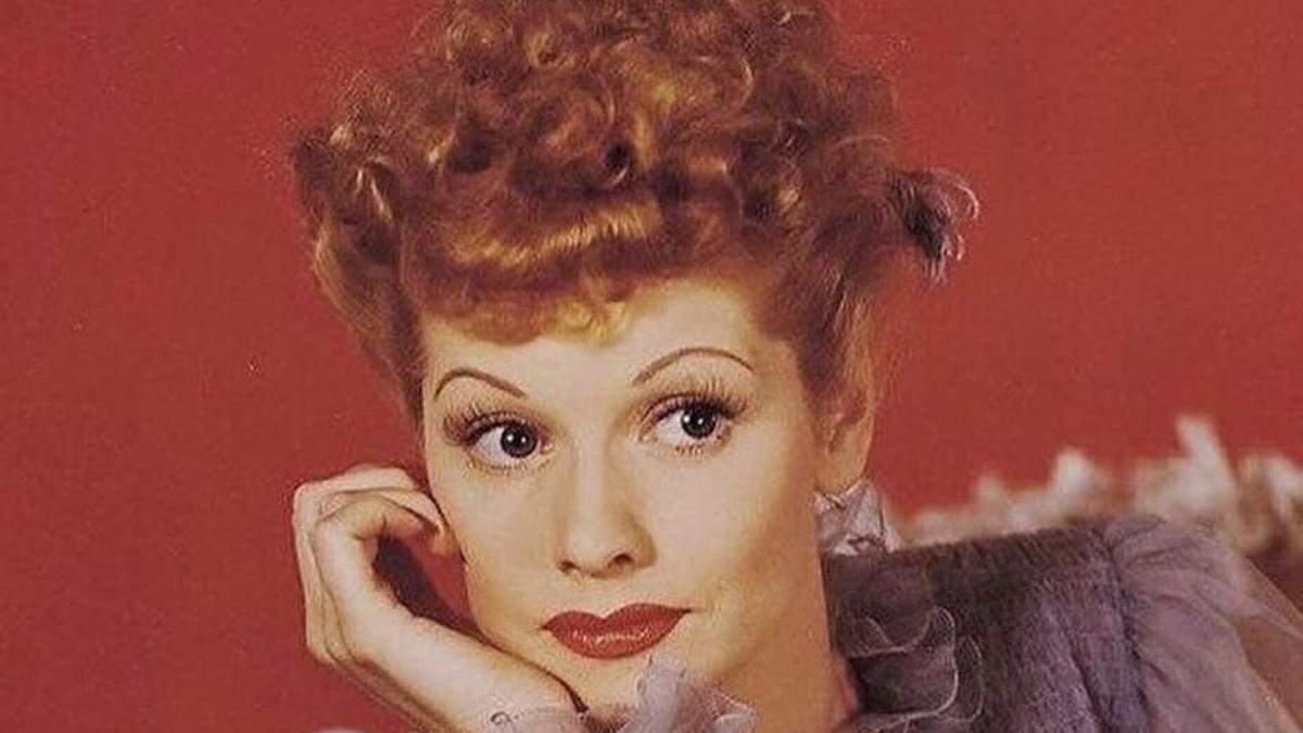 Люсіль Болл надихнула Besame Cosmetics: лінійка косметики Lucille Ball