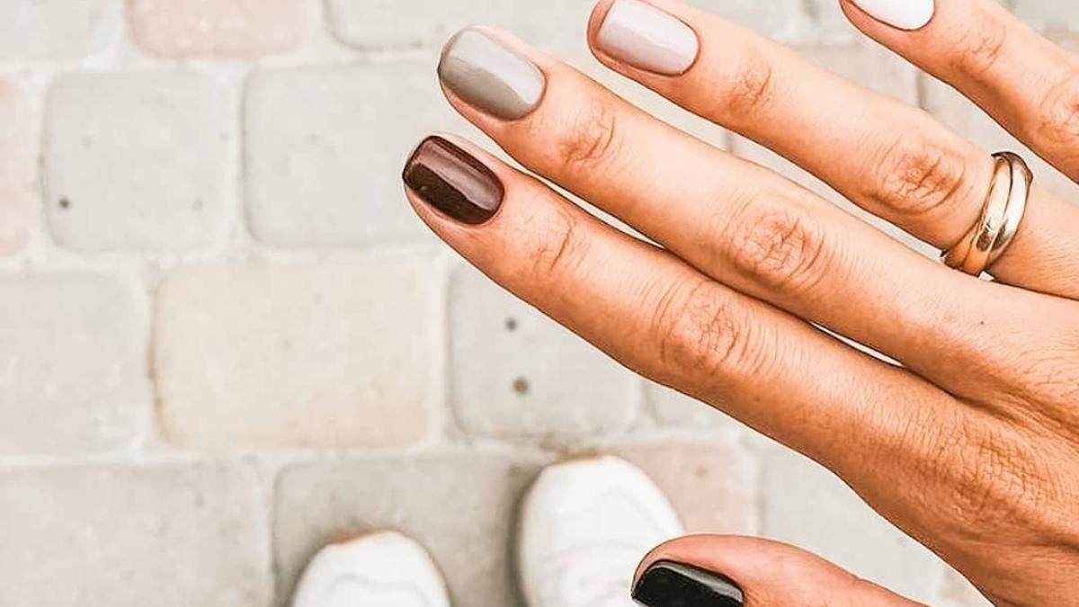 Какой сделать маникюр – маникюр лета 2020: тренд toffee nails