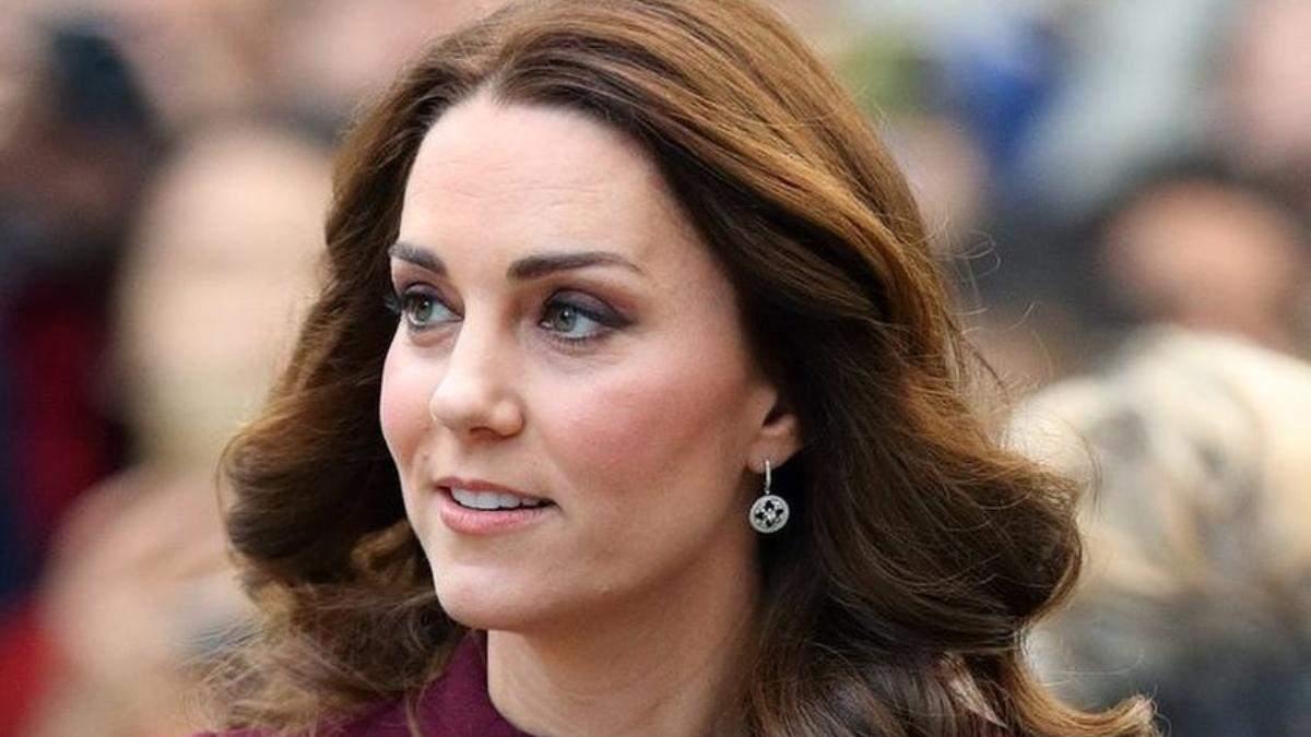 Королівська зачіска Кейт Міддлтон: як елегантно зібрати волосся