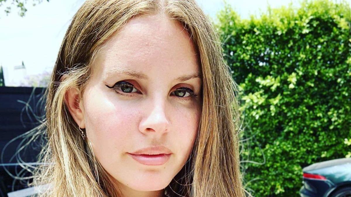 Как Лана Дель Рей сменила имидж: фото окрашенных волос