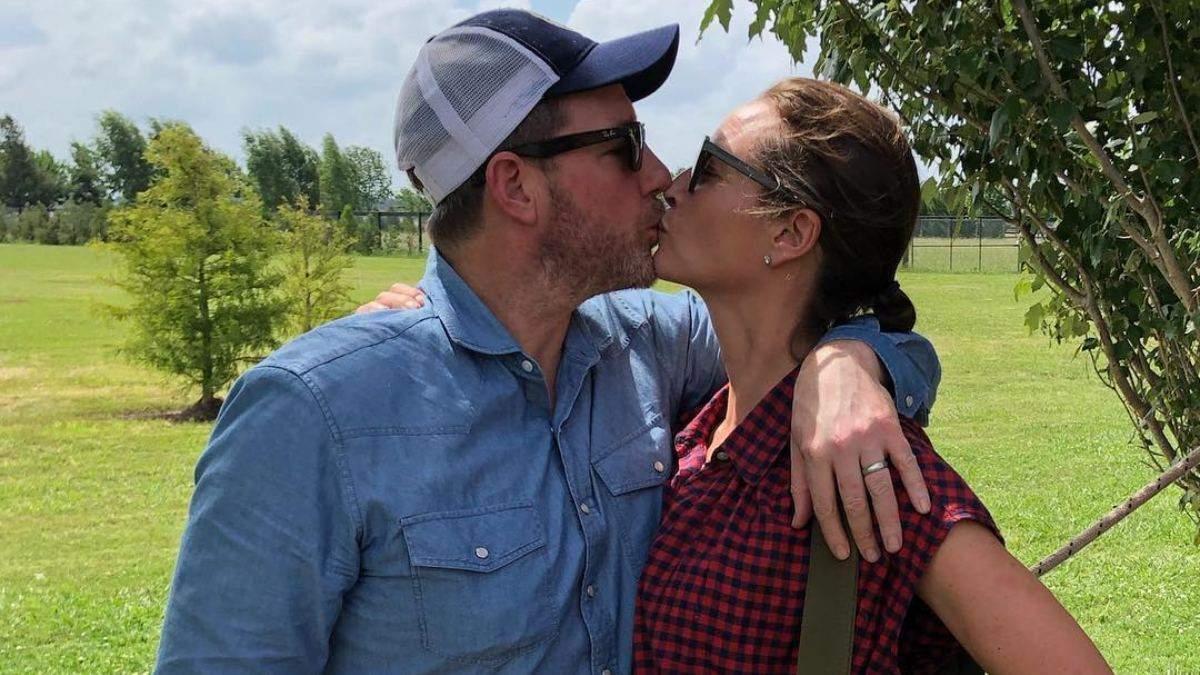Крісті Тарлінгтон та її чоловік знялися в рекламі парфумів