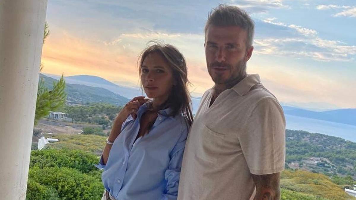 Вікторія Бекхем назвала улюблений косметичний продукт свого чоловіка