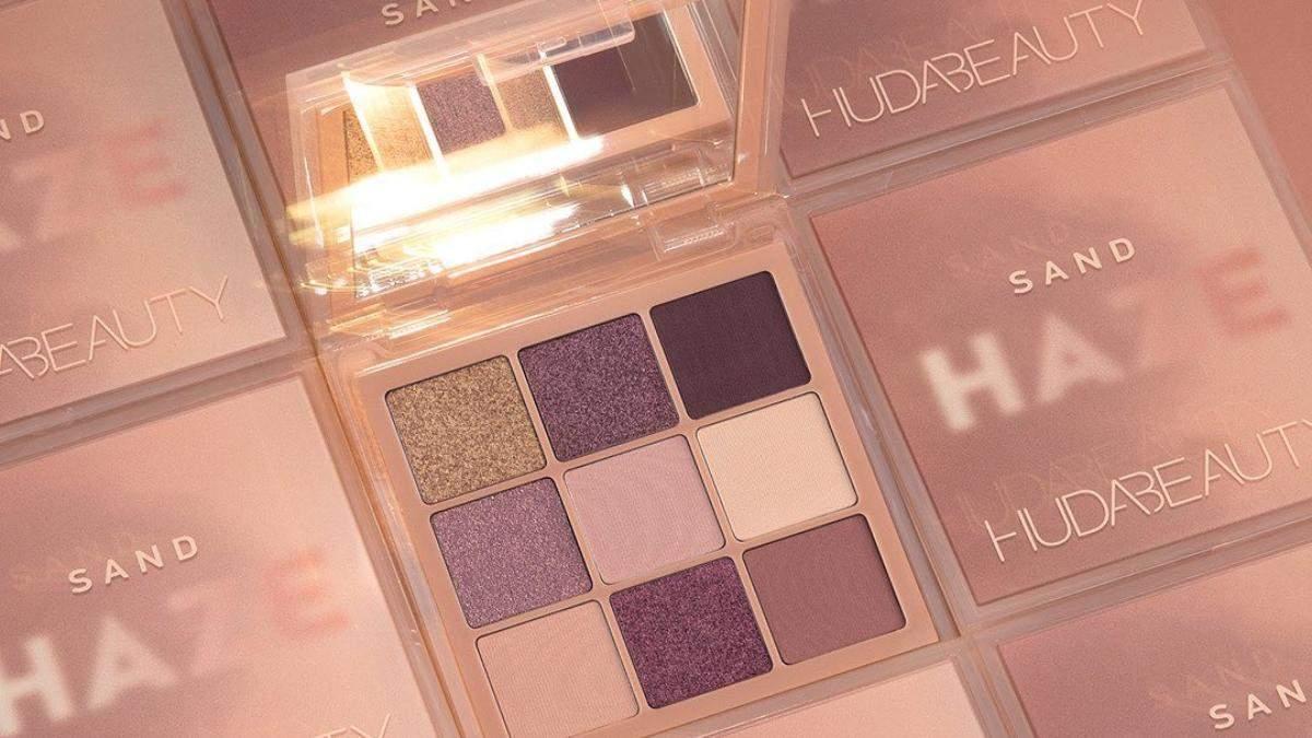 Колекція тіней для повік Hude Beauty започатковує осінні тренди