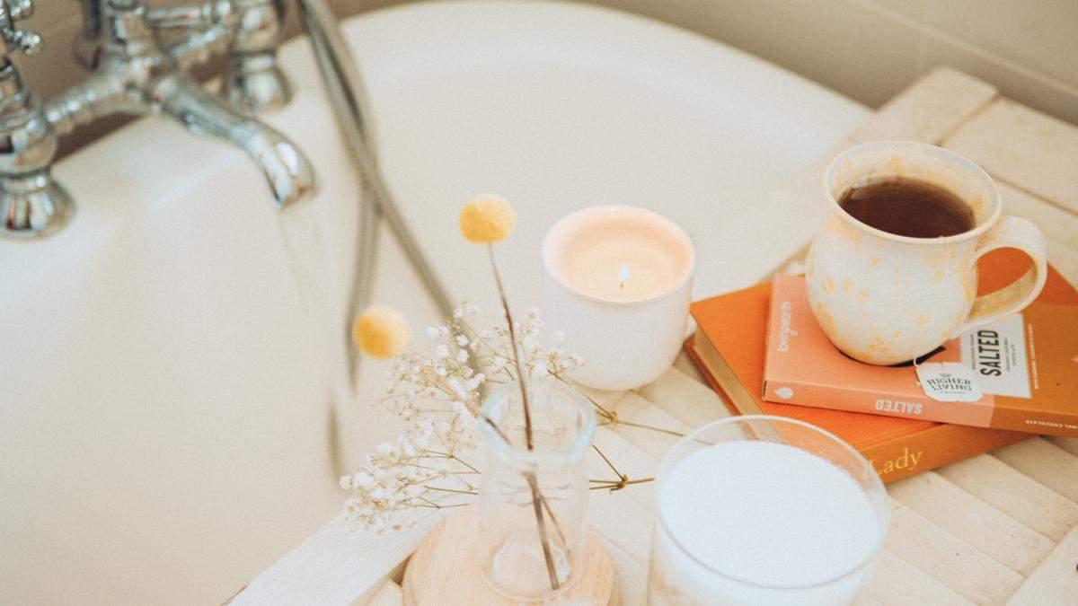Полезная ванна: ингредиенты смягчают и омолаживают тело