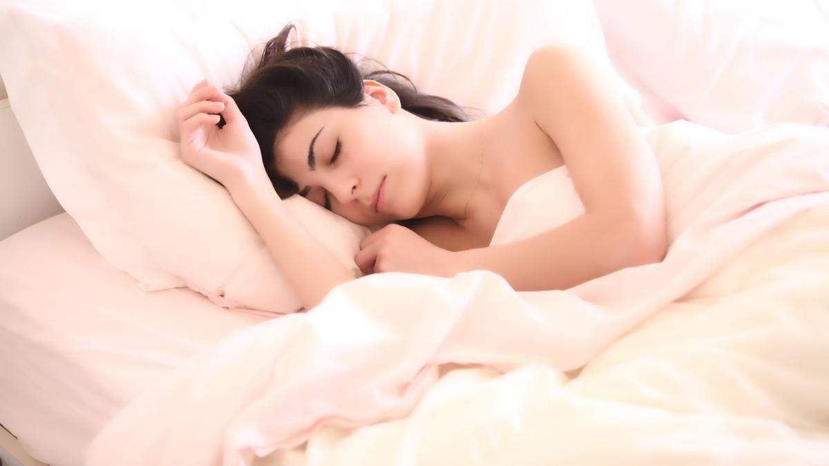 Як сон допомагає мати красиву шкіру: дослідження