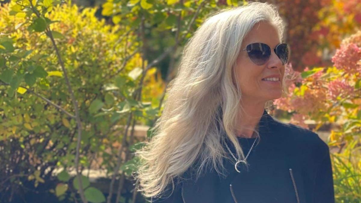 Як доглядати за сивим волоссям: поради та фото