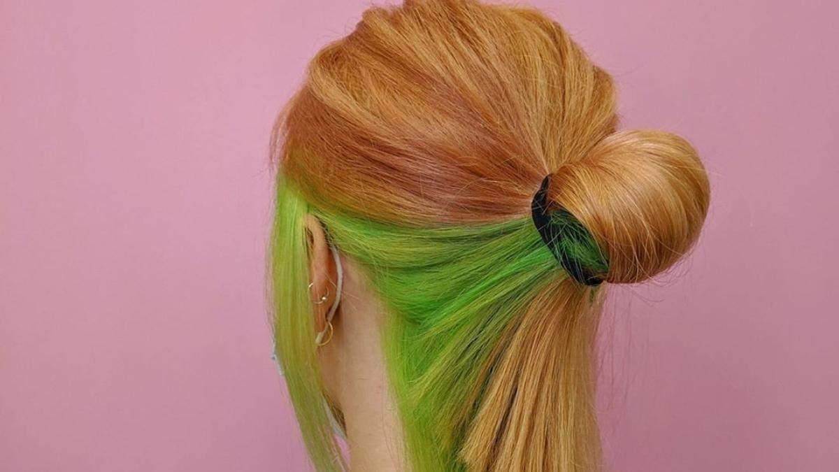 Bleach London запустили коллекцию париков яркого цвета