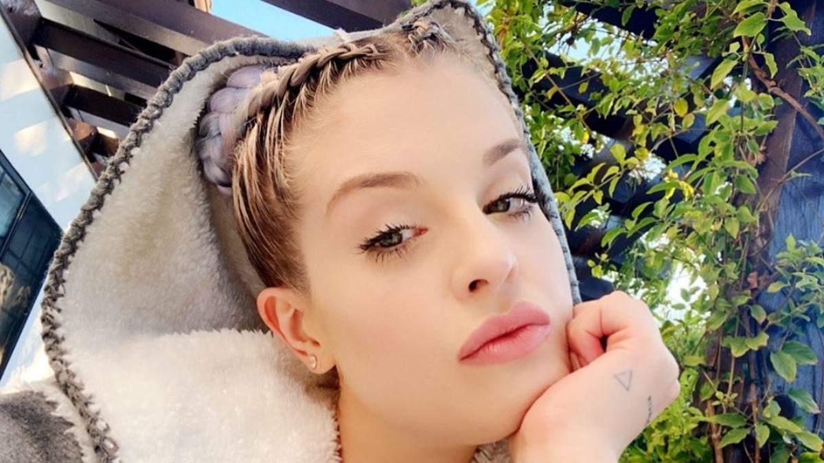 Больно ли удалять татуировки: Келли Осборн поделилась впечатлениями