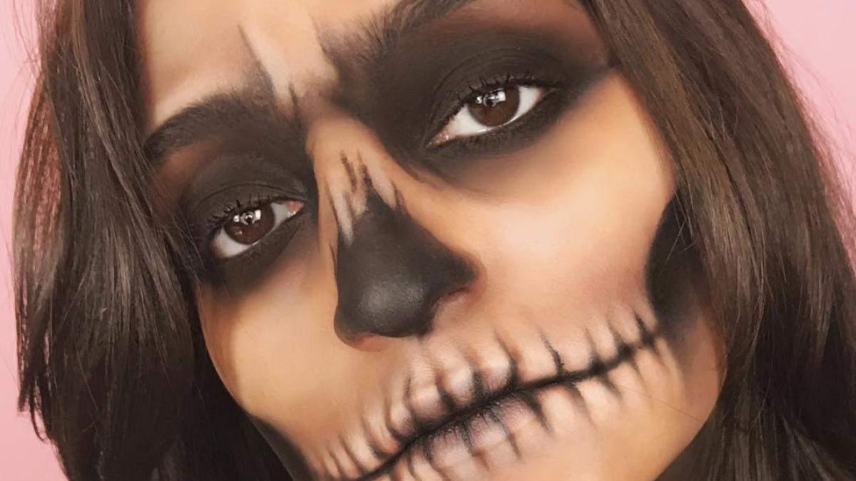 Чим страшніше, тим краще: макіяж зомбі на Геловін
