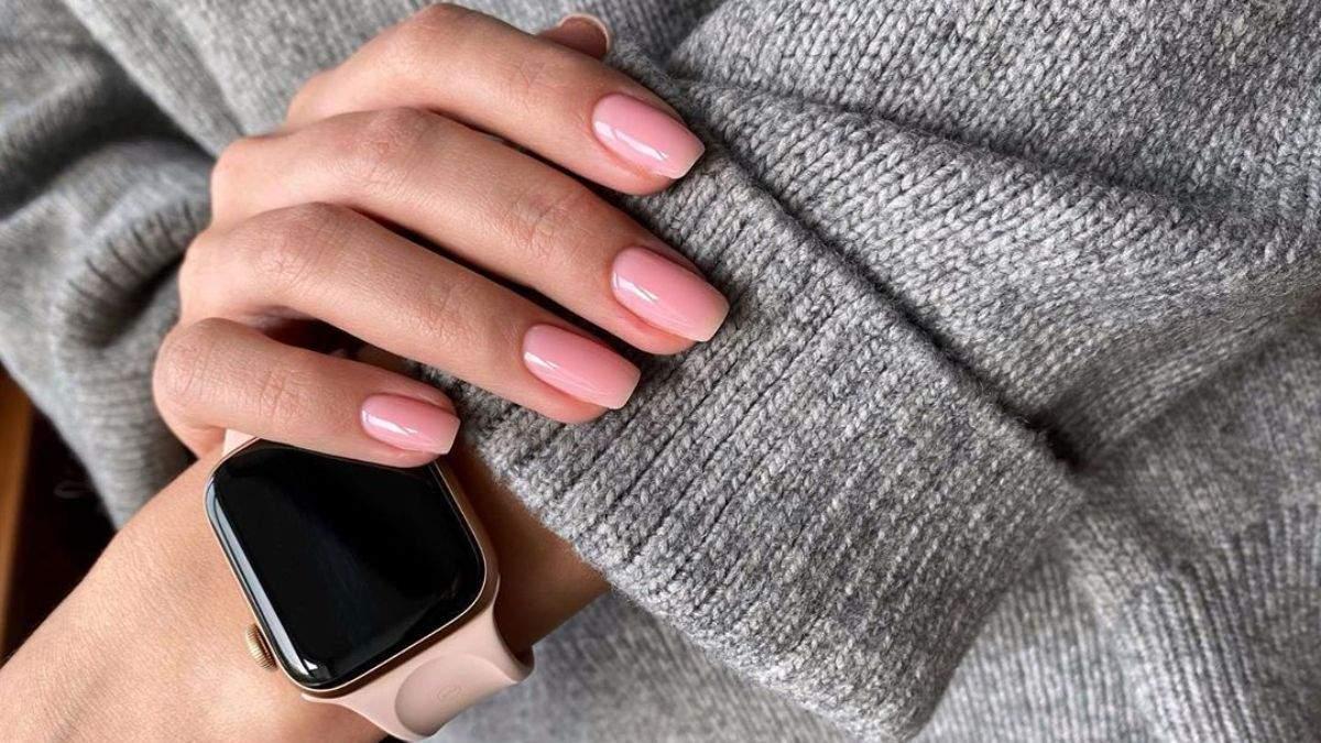 Нестандартный тренд в маникюре: сочетание различных форм ногтей