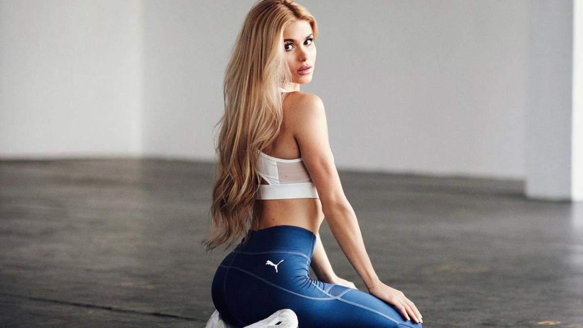 Тренировка на все тело за 20 минут от фитнес-модели
