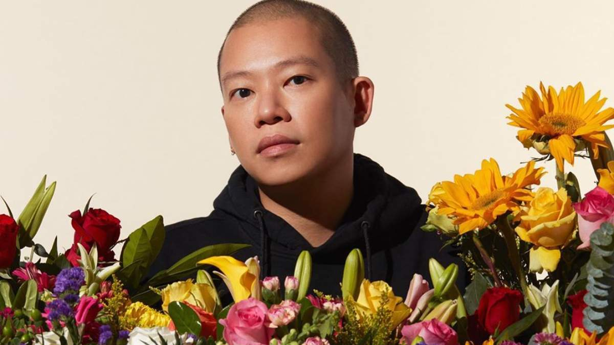 От одежды до косметики: дизайнер Джейсон Ву создал бьюти-бренд