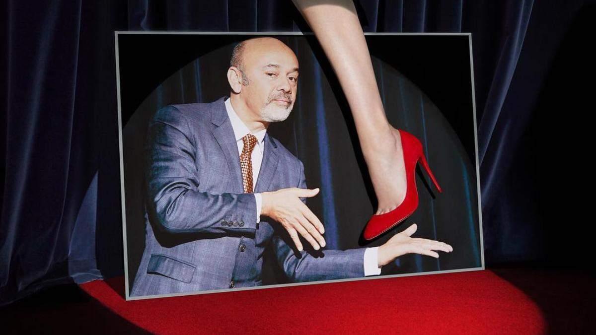 Крістіан Лубутен створив колекцію парфумів: аромати дизайнера взуття
