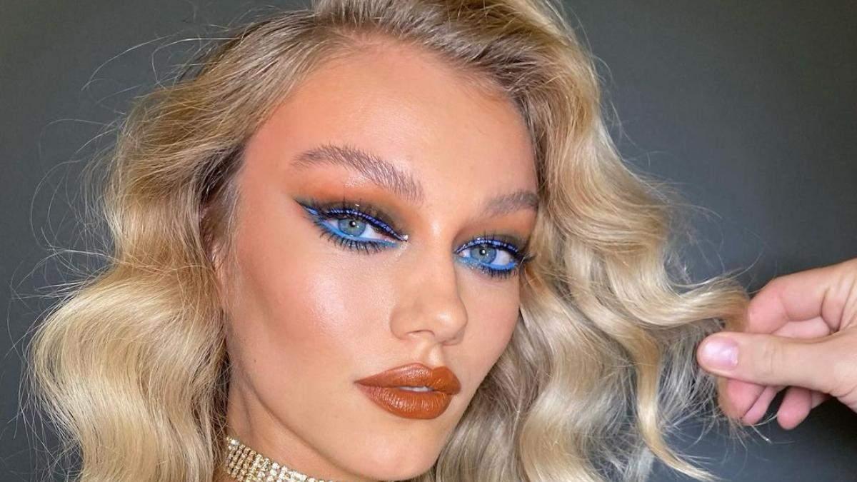 Как увеличить глаза с помощью макияжа исходя из формы: фото