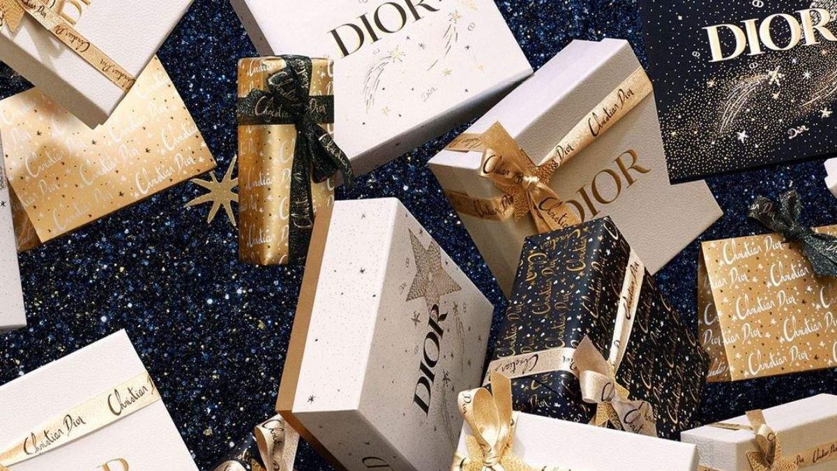Dior Makeup створив різдвяну лінійку косметики – фото, відео