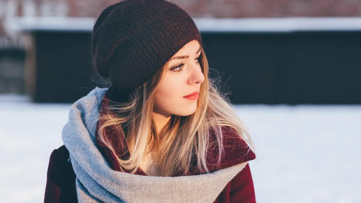 Як зберегти сяючу шкіру та здорове волосся взимку: корисні поради