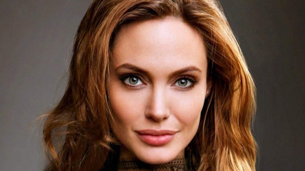 Как у Анджелины Джоли: трендовые и привлекательные оттенки для окрашивания волос зимой 2021