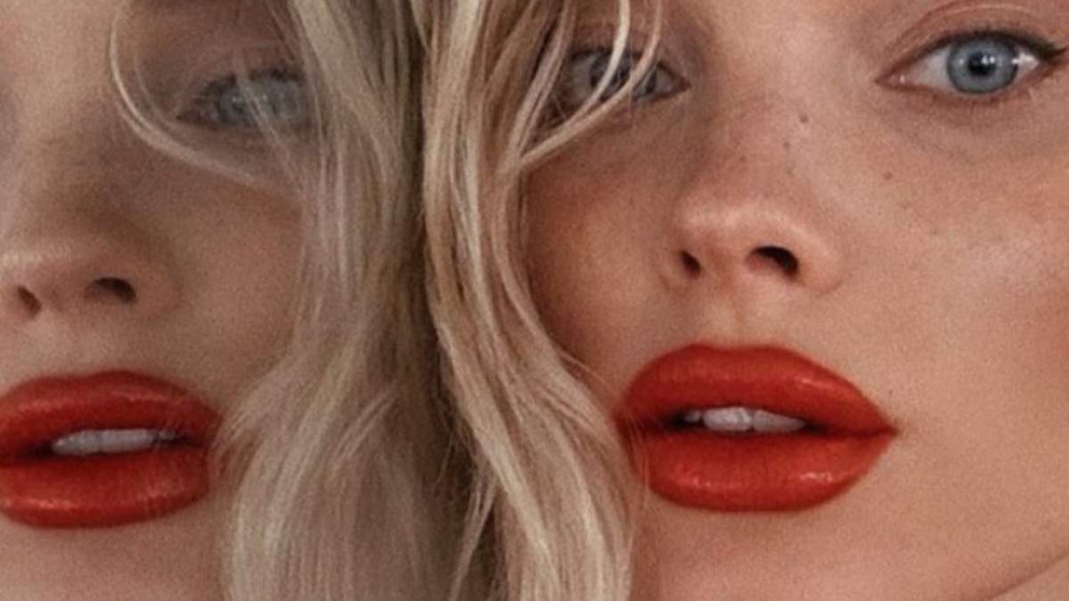 Макіяж з червоними губами: 9 прикладів для натхнення