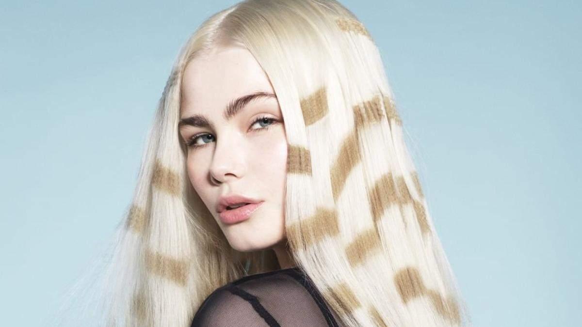 Необычные рисунки на волосах: что нужно знать о тренде