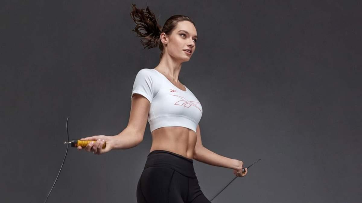 Як Таня Брик тримає своє тіло у формі: поради