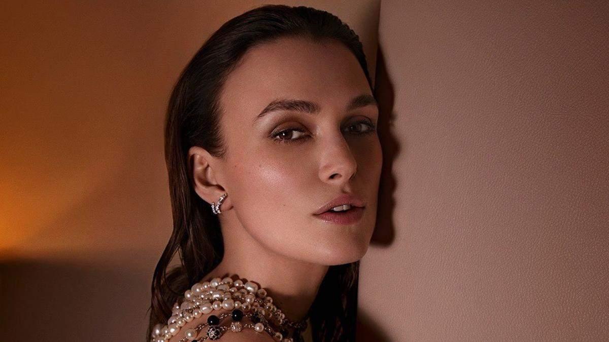 Кіра Найтлі знялася в рекламі Coco Mademoiselle від Chanel