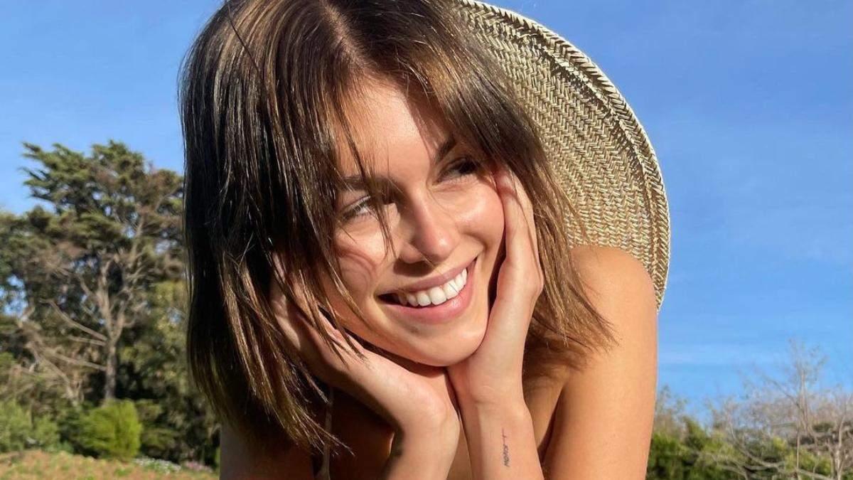 Кайя Гербер знялася в рекламі аромату Marc Jacobs: ніжні кадри