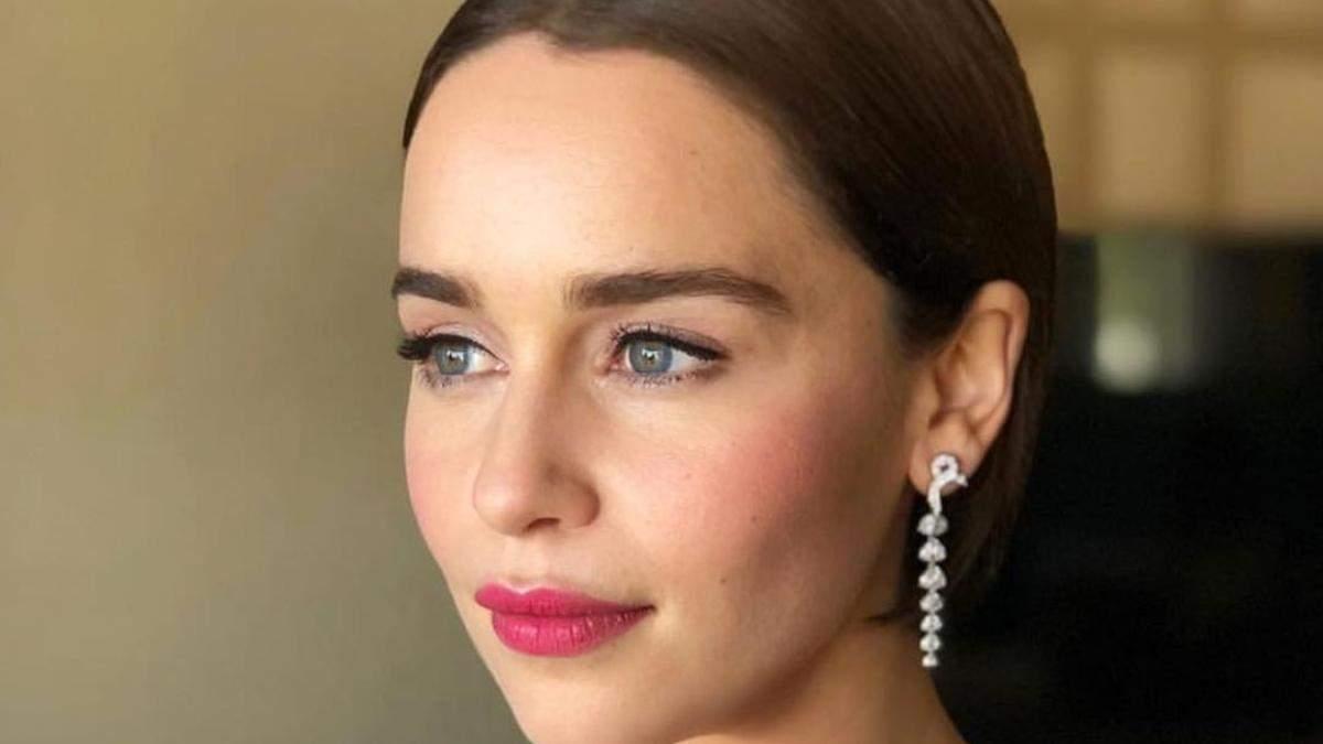 Емілія Кларк розповіла, чому не хоче робити ін'єкції краси