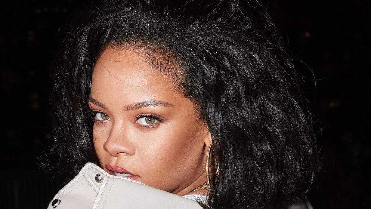 Рианна зарегистрировала бренд: средства для ухода за волосами