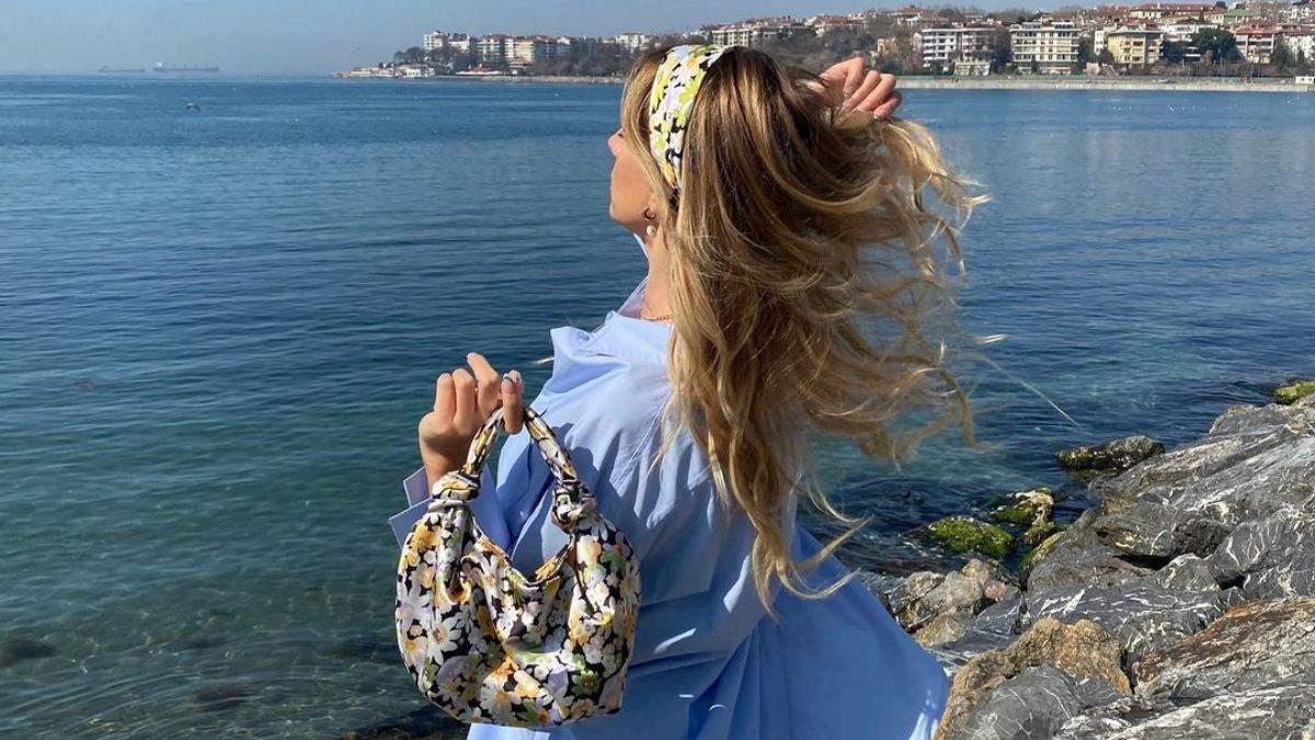 Леся Никитюк изменила прическу: покрасила и обрезала косы