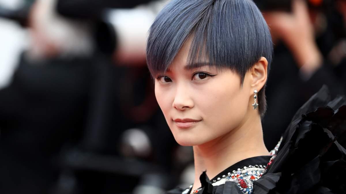 Крис Ли впервые стала амбассадором YSL Beauty