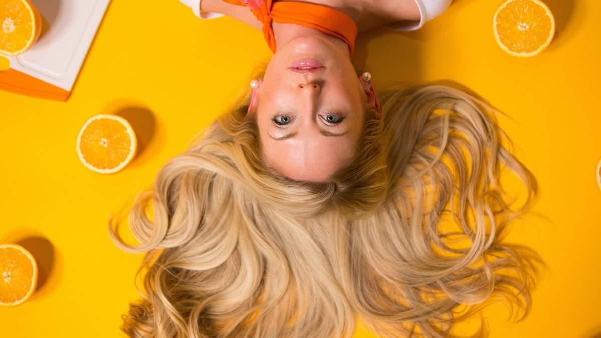 Коктейль здоров'я: що треба їсти, аби мати красиве волосся