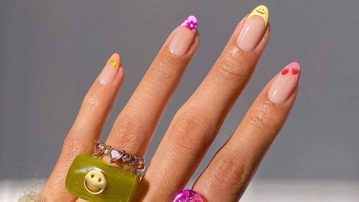 Для ногтей – все самое лучшее: 4 супертренда в летнем маникюре