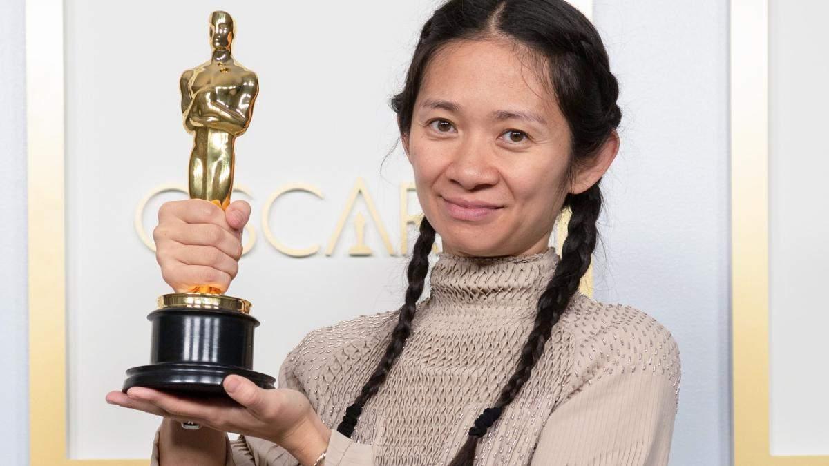 Натуральный и экологический: каким бьюти-образом удивила обладательница Оскара-2021 Хлои Чжао