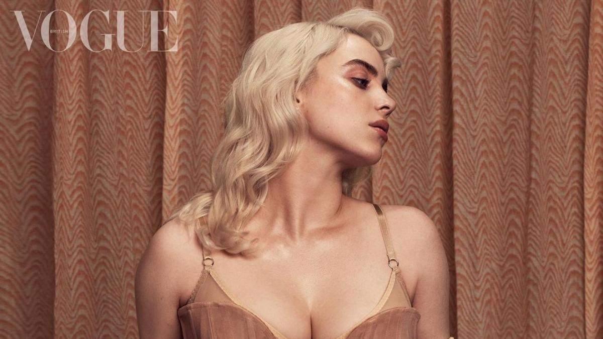Голливудские локоны: как создавали прическу Билли Айлиш для Vogue