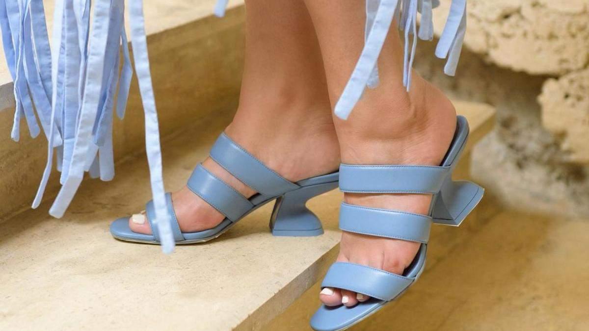 Який педикюр буде модним у сезоні весна – літо 2021: тренд