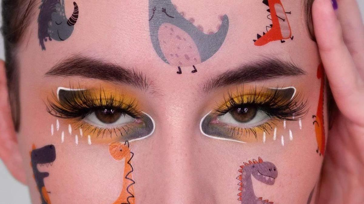 Модный макияж: идеи – как у солиста Måneskin и Круэллы