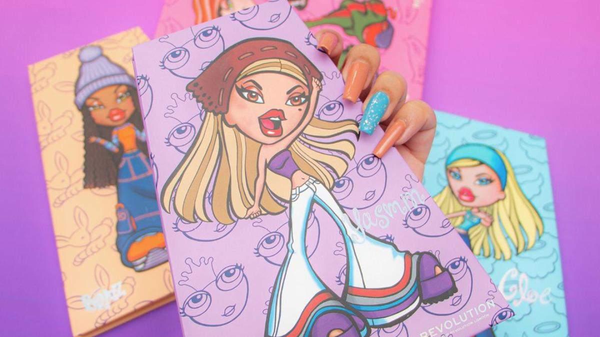 Куклы Bratz: Makeup Revolution выпустил линейку косметики