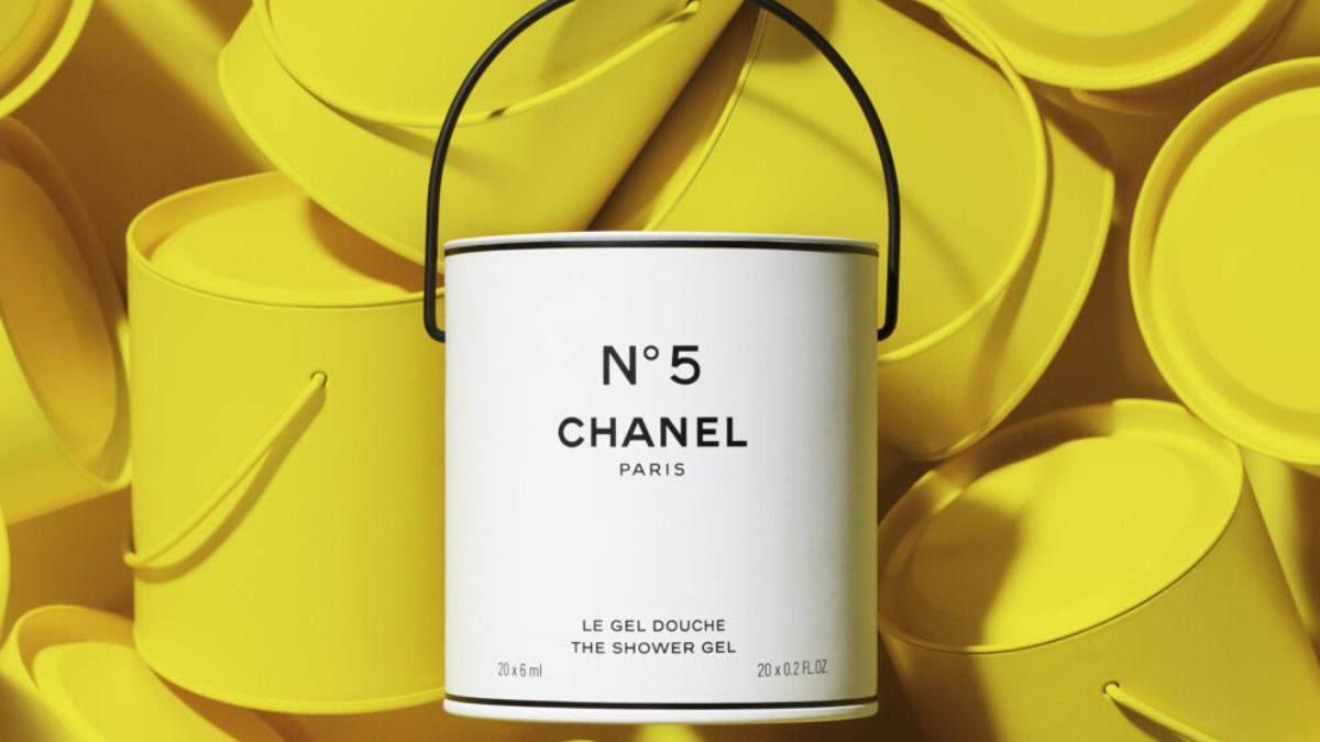 Chanel №5 випустили у символічних флаконах: фото