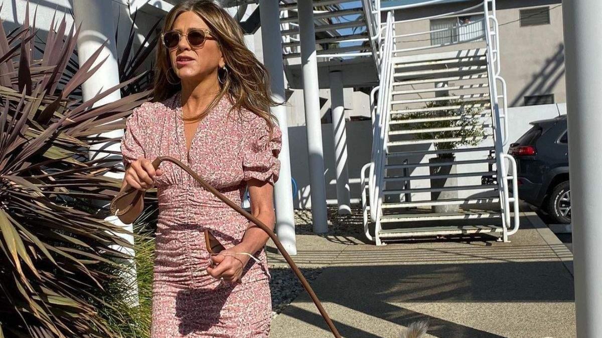 Дженніфер Еністон – про старість, догляд та медитації: фото
